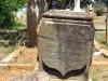 Greytown Cemetery - Grave -  Tomlinson Dec 1885