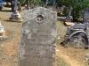 Greytown Cemetery - Grave - Tpr. Robert Adlington - Natal Police - 23 Jan 1899