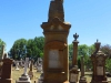 Greytown Cemetery - Grave - Unreadable and Rudolph
