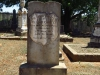 Greytown Cemetery - Grave - William Carter 1923