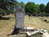 Greytown Cemetery - Grave -  William Wilson 1903