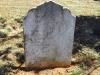 Greytown Cemetery - Grave -  illegible