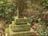 Holme Lacy grave Enid Slatter aged 4 - 1892