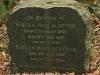 Holme Lacy grave Walter  (1937) & Evelyn Slatter.(1938) (1)
