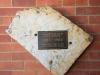 Greytown - Greytown Hoerskool -  Foundation Stone 1883