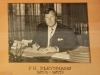 Greytown - Greytown Hoerskool -  Principals -  FH Kleynhans 1974 - 1975