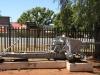 Greytown Museum - Durban Street - Unmounted Gun
