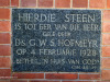 Greytown-NGK-foundation-stone-1928-GWS-Hofmeyer