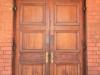 Greytown - Town Hall - King Dinizulu Street - Front Hall Door