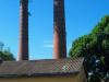 Umvoti River - Old Factory Towers -  S 29.22.767 E 31.15.310 - Mvoti Sugar Estate (18)