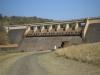 Hazelmere Dam - Umsinsi Reserve -  Bam Wall from below - S 29.35.51 E 31.02.41 Elev 47m (1)