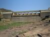 Hazelmere Dam - Umsinsi Reserve -  Bam Wall from below - S 29.35.51 E 31.02.41 Elev 47m (2)