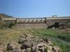 Hazelmere Dam - Umsinsi Reserve -  Bam Wall from below - S 29.35.51 E 31.02.41 Elev 47m (4)