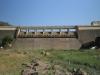 Hazelmere Dam - Umsinsi Reserve -  Bam Wall from below - S 29.35.51 E 31.02.41 Elev 47m (5)