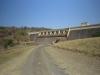 Hazelmere Dam - Umsinsi Reserve -  Bam Wall from below - S 29.35.51 E 31.02.41 Elev 47m (9)