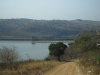 Hazelmere Dam - Umsinsi Reserve -  Dam Wall  (1)