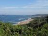 Hibberdene views south to Umzumbe