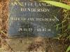 Hilton family grave Annette L Henderson 2010