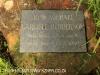 Hilton family grave John Carlisle Henderson 1980