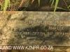 Hilton family grave Wilfrid & Zoe Henderson (Lys)