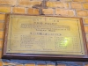 Hilton Anglican Church - Roll of Honour plaque (1)