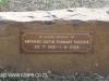 Himeville Cemetery - grave Anthony Tweedie