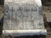 Himeville Cemetery - grave Arthur Crossley