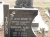 Himeville Cemetery - grave Barbara Collette)