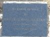 Himeville Cemetery - grave Donald Malcolm