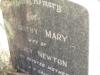 Himeville Cemetery - grave  Dorothy Newton
