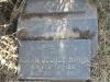 Himeville Cemetery - grave Enid and Allan Hipkin)