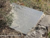 Himeville Cemetery - grave Francis Edelsten