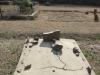 Himeville Cemetery - grave  LVB