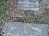 Himeville Cemetery - grave  Pam and Harold Bullivant