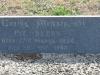 Himeville Cemetery - grave  Pat Byers