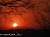 Himeville sunset (2)