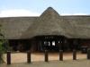 Hluhluwe - Hilltop Camp - Reception entrance (2)