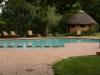 Hluhluwe - Hilltop chalets & camp pool (1)