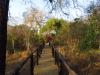 Hluhluwe - Munywaneni Bush Lodge - chalet walkways (5)
