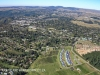 Howick CBD  and NW suburbs from air (2)
