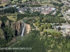 Howick Falls with Industrial area in background (1)
