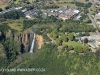 Howick Falls with Industrial area in background (2)