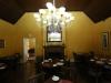 Howick Fairfell Farm - breakfast nook interior lighting. (2)