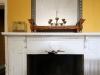 Howick Fairfell Farm - fireplace