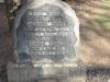 Howick St Lukes Church Grave George & Emma Ross