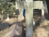 Howick St Lukes Church Grave George Morris Button 1913