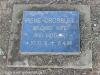 Howick St Lukes Church Grave Irene Crossley 1998