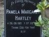Howick St Lukes Church Grave Pamela Margaret Hartley