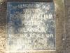 Howick St Lukes Church Grave Robert Wilkinson 1999