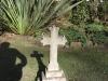 Howick St Lukes Church Grave illegible